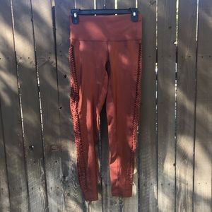 FP Movement Free People Rust Leggings